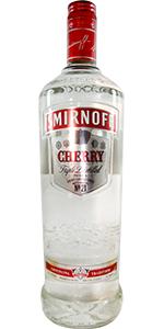 Smirnoff Cherry Vodka 1L