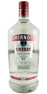 Smirnoff Cherry Vodka 1.75L