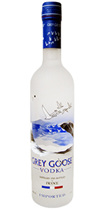 Grey Goose Vodka 375ml