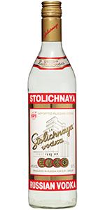 Stolichnaya 80 Vodka 750ml
