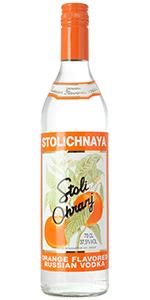 Stolichnaya Ohranj Vodka 750ml