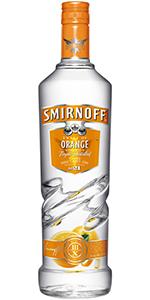 Smirnoff Orange Twist 1L