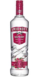 Smirnoff Raspberry Twist 1L