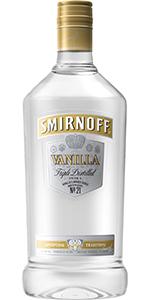Smirnoff Vanilla Twist 1.75L