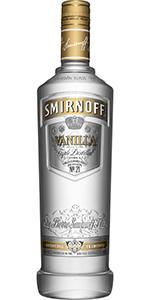 Smirnoff Vanilla Twist 1L