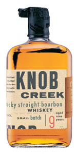 Knob Creek Straight Bourbon 750ml