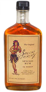 Sailor Jerry Spiced Rum 375ml