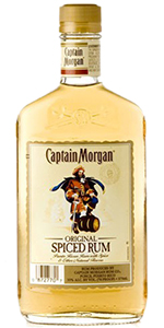 Capt Morgan Spice Rum 375ml