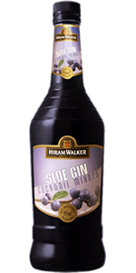 Hiram Walker Sloe Gin 750ml