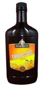 Hiram Walker Triple Sec 375ml