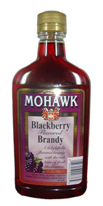 Mohawk Blackberry Brandy 375ml