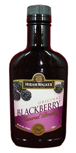 Hiram Walker Blackberry Brandy 200ml