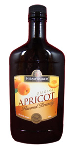 Hiram Walker Apricot Brandy 375ml