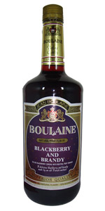 Jean Boulaine Blackberry Liquor 1L