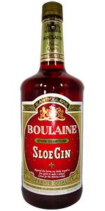 Jean Boulaine Sloe Gin 1L