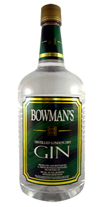 Bowman's Gin 1.75L