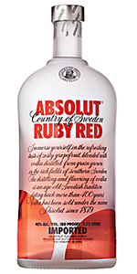 Absolut Ruby Red Vodka 1.75L