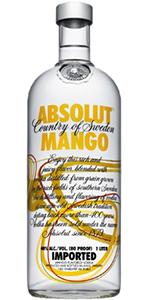 Absolut Mango Vodka 1L