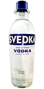 Svedka Vodka 375ml Sweden Vodka ShopRite Wines