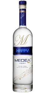 Medea Vodka Holland 750ml