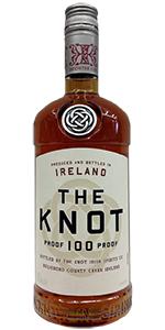 The Knot Irish Whiskey 100 Proof 750ml