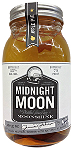 Midnight Moon Apple Pie Moonshine 750ml