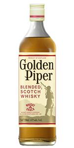 Golden Piper Scotch 750ml
