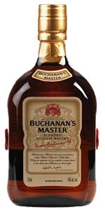 Buchanans Master Blend Scotch 750ml