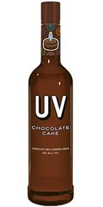 UV Chocolate Cake Vodka 750ml