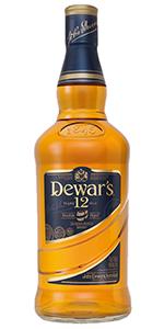 Dewars 12 Year Double Aged 750ml