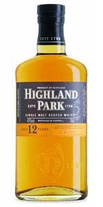 Highland Park 12 Year Single Malt Scotch 750ml