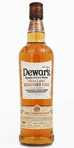 Dewars Scratched Cask Scotch 750ml
