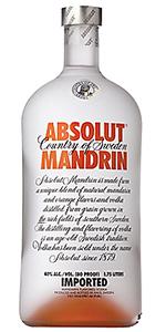 Absolut Mandrin Vodka 1.75L