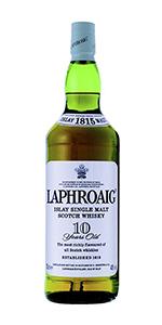 Laphroaig 10 Year Islay Single Malt 750ml