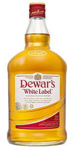 Dewars White Label Scotch 1.75L