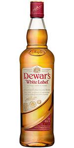 Dewars White Label Scotch 750ml