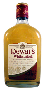 Dewars White Label Scotch 375ml