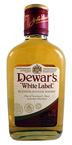 Dewars White Label Scotch 200ml
