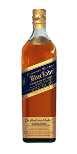 Johnnie Walker Blue Label 25 Year Old 750ml
