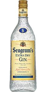 Seagrams Gin 750ml