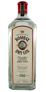 Bombay Gin 1.75L