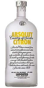 Absolut Citron 1.75L