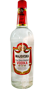 Majorska Vodka 750ml