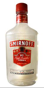 Smirnoff Vodka 80 Flask 375ml