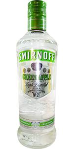 Smirnoff Green Apple Twist 375ml