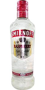 Smirnoff Raspberry Twist 375ml