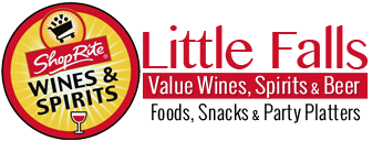 ShopRite Wines & Spirits of Little Falls delivers food, wine and beer.