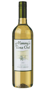 Mommy's Time Out Pinot Grigio Blend