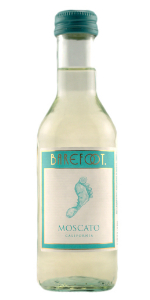 Barefoot Moscato 187ml