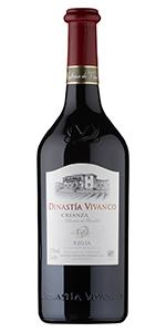 2008 Dinastia Vivanco Crianza Rioja